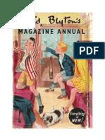 Blyton Enid Enid Blyton's Magazine Annual 3 1956