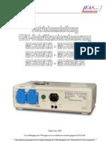 CNC Schrittmotorsteuerung MCx00Cx