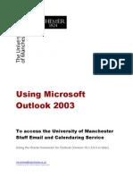 Outlook User Guide