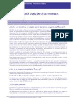 15-02 Miotonia Congenita de Thomsen