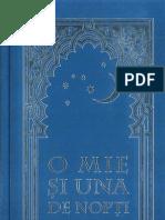 O Mie Si Una de Nopti Vol 07 - Redus