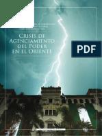 Crisis de Agenciamiento del Poder en el Oriente