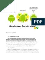 10 Razones Para Usar Android