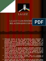 Diapositivas de La Luz