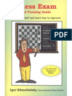 Chess Exam and Training Guide - Khmelnitsky I - 2004