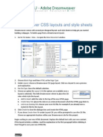 DW Layouts CSS
