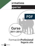 Oferta FP Superior Murcia