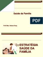 AULA SAÚDE DA FAMÍLIA II