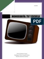 Monográfico TV y ESCUELA