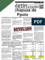 BOLETÍN PSOE CARTAYA MAYO 2012