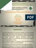 Proyecto de Universidad y Desarrollo Humano