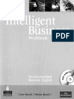 IB Pre-Intermediate Workbook
