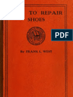 How to Repair Shoes