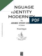 Language Identity Modernity_Jeppie