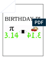 Birthday Pi