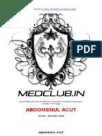 48 Abdomen Acut