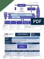 Mapa de Procesos y Fichas Generales Del Sistema ad Instituto Psiquiatrico