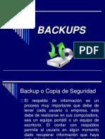 Presentacion Backup