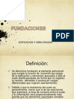 Fundaciones Otoño2012