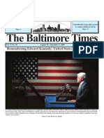 Remembering Edward Kennedy-Front Page