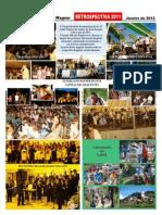 página -10 do Jornal Alfredo Wagner