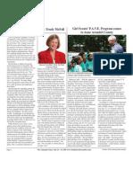 Mayoral Candidate Profile-Trudy McFall