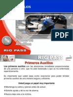 PRIMEROS AUXILIOS-2012