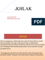 Bab 5 Akhlak