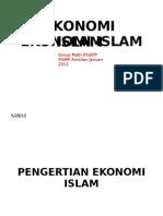 Bab 6 Ekonomi Islam