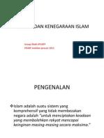 Bab 12 Politik Dan Kenegaraan Islam