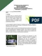 1. Ecología
