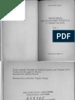 David Ricardo - Principios de Economia Politica y Tributacion Vol. 1