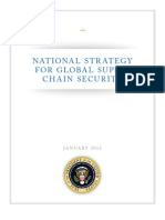 National Strategy for Global Supply Chain Security