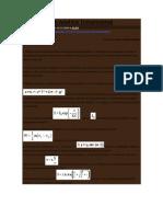 Ejercicios de Analisis Dimensional