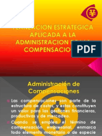 Presentacion Admon de Compensaciones Grupo 5