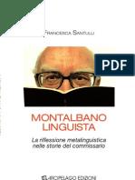 Francesca Santulli-Montalbano Linguist A- Indice, Capitoli 1 e 2