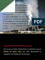 CLASE 8 - Contaminación atmosférica