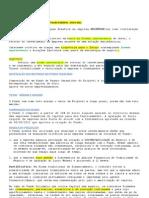 FUNDO SOLIDÁRIO ADVANTAGE - REGRAS