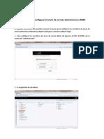 Procedimiento para configurar el envío de correos electrónicos en BOBJ (2)