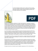 Recursos Alimentarios en Mexico