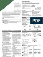 Manual Som Automotivo JVC KD-G299