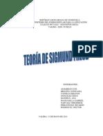 Teoria de La Personal Id Ad (Sigmund Freud)