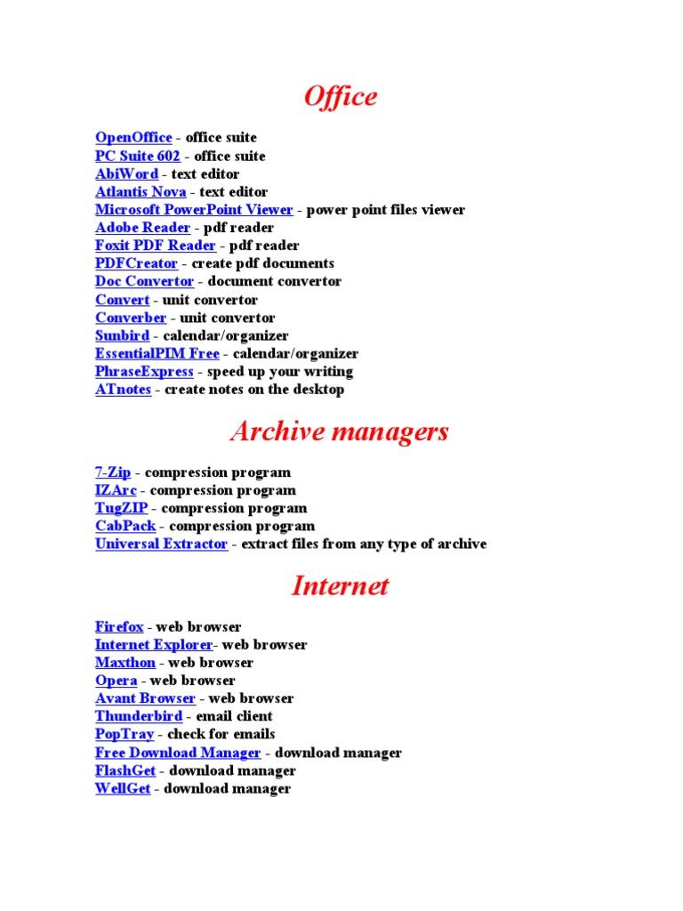 Top 300 Freeware Software   Spyware   Icon (Computing)