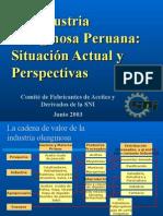 La Industria Oleaginosa Peruana - Junio 2003