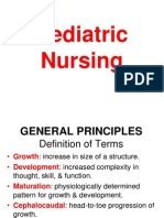 Pediatrics Power Point Infancy