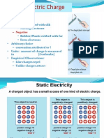 Electric Field Potential