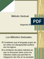 Método Gestual