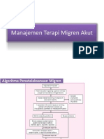 Manajemen Terapi Migren Akut