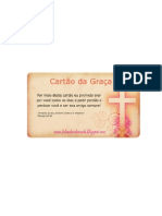 Cartão da Graça