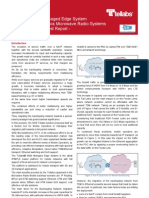 Tellabs 8600 - SIAE MW - Interoperability Test Report